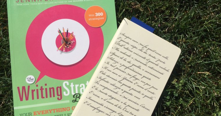 Il testo argomentativo – Serravallo's Summer Writing Camp ed. 2018.