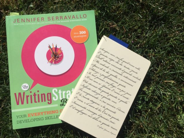 È tempo di poesia. Serravallo's Summer Writing Camp ed. 2018.