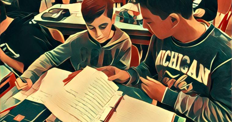 Piccoli e grandi scrittori… in consulenza